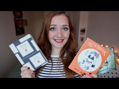 Book Haul | Penguin, Gifts & a Sketchbook.