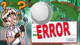THE MAP IS BROKEN! - Golf It