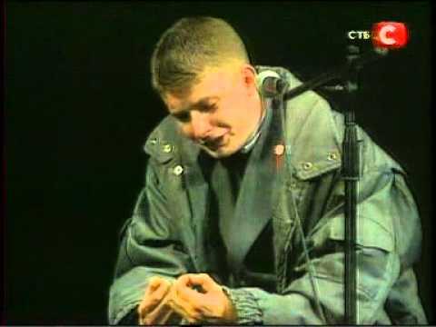 Андрей Данилко - Милиционер; Солдат.avi