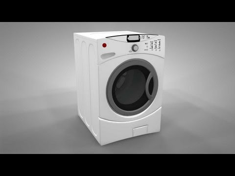 Washer Repair (Front Load) - How It Works