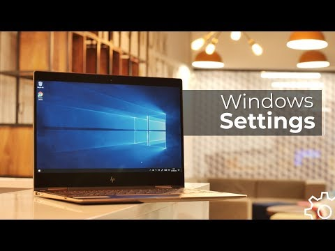 8 Windows Settings You Should Change Right Now!