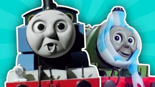 EVERY DELETED SCENE - THOMAS & FRIENDS Seasons 1-7 Deleted Scene Compilation