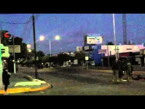 Detienen a El Chapo Guzmán en Los Mochis