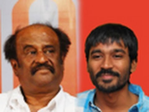 Rajini is not acting in Dhanush's  3