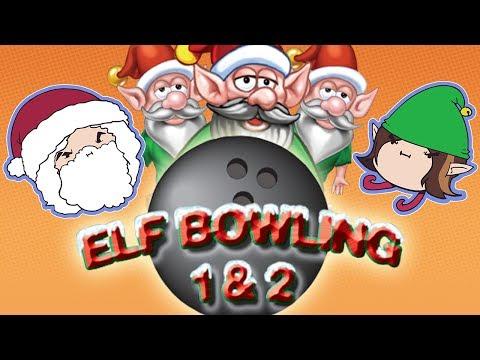 Elf Bowling Game Grumps