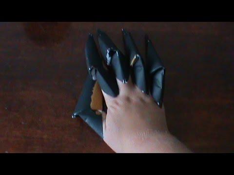 Как сделать в прототип 1 когти