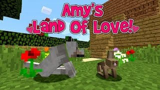 Amy's Land Of Love! Ep.155 MY FIRST PET BUNNY! | Amy Lee33