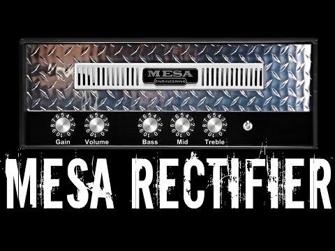 MESA RECTIFIER - plugin de guitarra gratuito