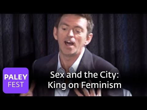 Sex And The City - Michael Patrick King On Feminism (Paley Center)