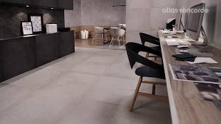 Architectural | Resin&Concrete look | Atlas Concorde | Dwell