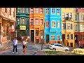 İstanbul'da Turist Olduk