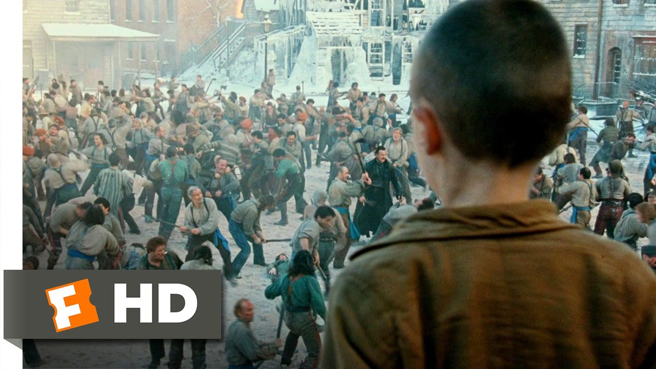 Gangs of New York (3/12) Movie CLIP - Battle of the Points