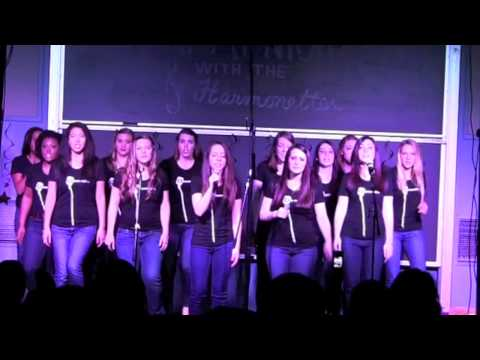 Wings (little Mix) A Cappella Cover - The U Of M Harmonettes video