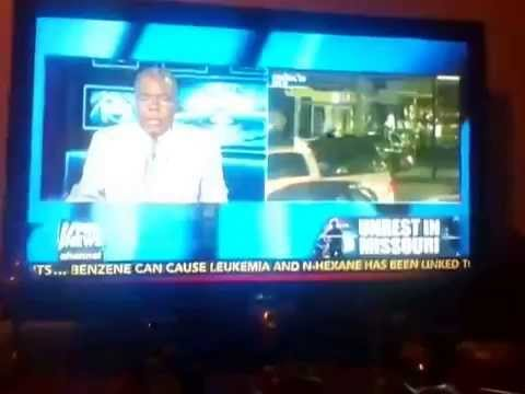 News Report on Mike Brown and Ferguson