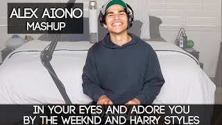 In Your Eyes and Adore You by The Weeknd and Harry Styles | Alex Aiono Mashup
