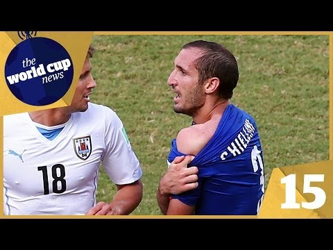 Suarez FIFA ban, Iran bite the dust and USA vs Germany and | Day 15 | World Cup Show