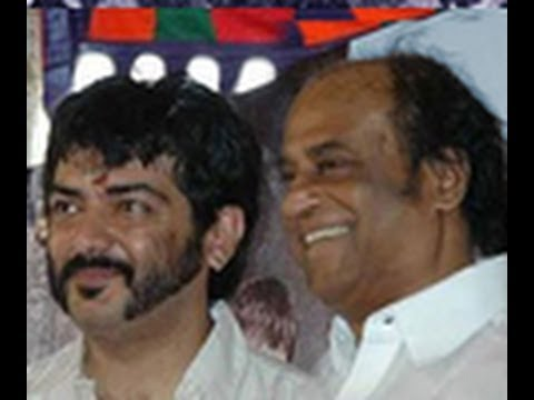 Ajith follows Rajinikanth's Style