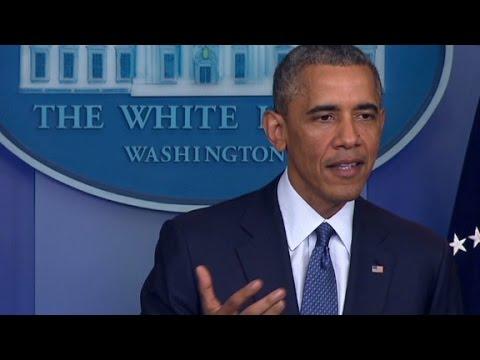 Obama: U.S. prepared for Ebola