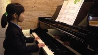 [동요] 네잎 클로버 - 이지민 9세 (피아노 연주, 발표회)