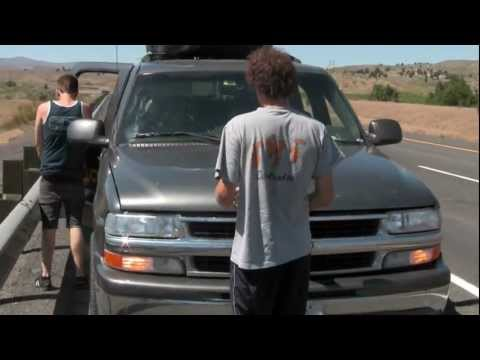 Episode Three - SkateAcrossUSA - Skatin the Oregon Trail... to Idaho