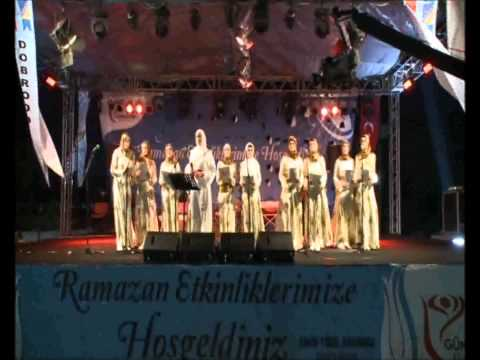 Hor Hanan - Solista Amina Bajrović - Ben Alarim video