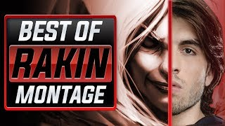 "Rakin ""Best Vladimir"" Montage (Best Of Rakin)   League of Legends"