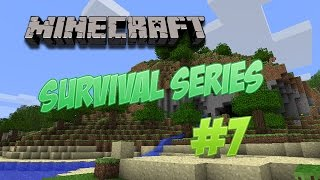 Minecraft Survival Series: Ep.7 First Look At The Nether