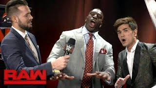 Titus O'Neil attempts to add a movie star to Titus Worldwide: Exclusive, Aug. 21, 2017