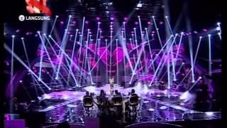 Stefany - Kekasih Gelapku (Konser New AFI/131213)