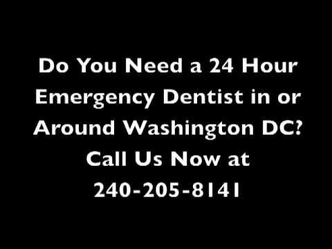 24 Hour Emergency Dentist Washington DC - 240-205-8141
