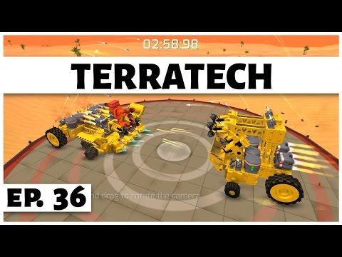 TerraTech - Ep. 36 - Sumo Showdown! - Let's Play