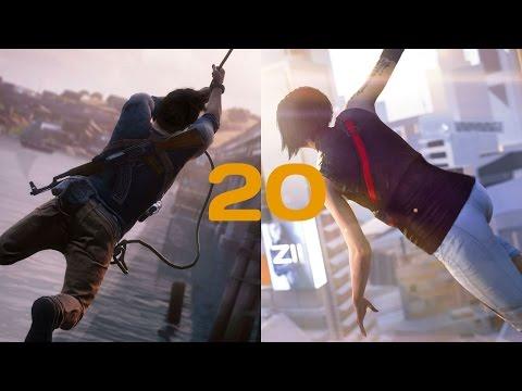 20 самых ожидаемых игр 2016