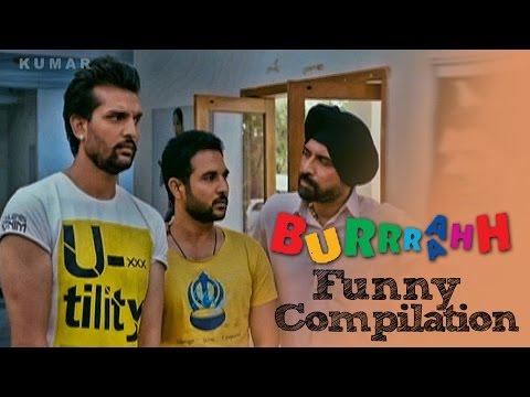 Burrraahh Funny Compilation Harish Verma & Yuvraj Hans