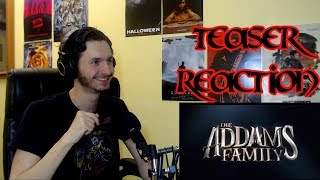 The Addams Family - Teaser Reaction
