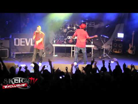 Devlin Tour [Nottingham] Highlights: Ghetts, Wariko, Dogzilla | UKG, Grime, Rap