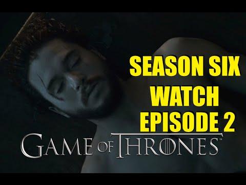 Preston's Game of Thrones Season Six Watch Episode 2