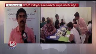G Venkataswamy Memorial Chess Tournament At Global Indian International School | Hyderabad