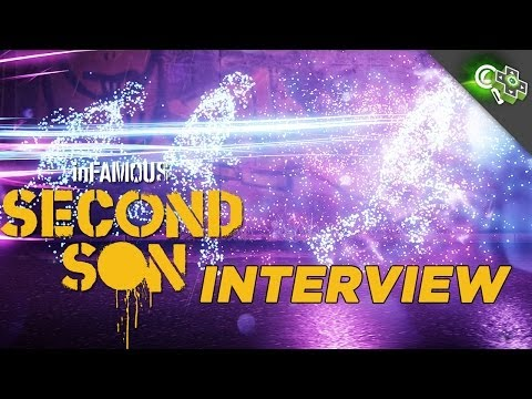 Sucker Punch on Infamous: Second Son: Leveraging the PS4 New Powers and Destroying the Open World