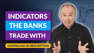 Forex Indicator the BANKS profit with in Forex. Free D/L in description