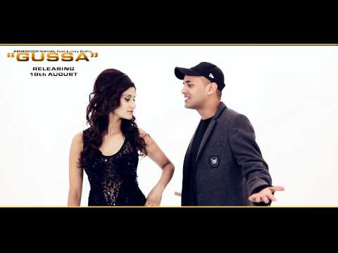 SimplyBhangra.com Arminder Nahal ft Lucky Sidhu - Gussa - OUT...