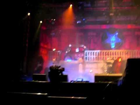 KING DIAMOND 'Come to the Sabbath' 09.06.2012 with Hank Shermann&VOLBEAT 's Michael Poulsen