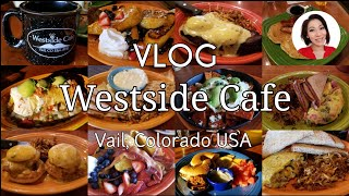 American Breakfast at Westside Cafe | Eating 5 days in a row| MOD MOM WOW