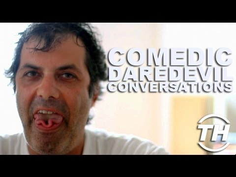 Comedic Daredevil Conversations -- This Kenny Hotz Interview Shocks and Enlightens