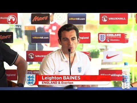 Leighton Baines   Press Pass