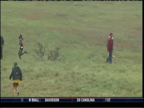 2008 NCAA Women's Cross Country D1 Championship Race (2 of 3)