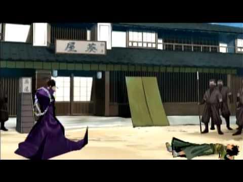 Rurouni Kenshin Saisen (PSP) - Ougi Exhibition