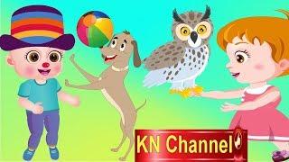 Hoạt hình KN Channel BÉ NA & ĐỘI CỨU HỘ GIẢI CỨU MÈO CON P1   Hoạt hình Việt Nam   GIÁO DỤC MẦM NON