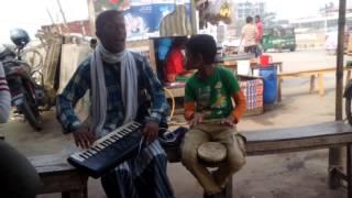 Bangladeshi street singer