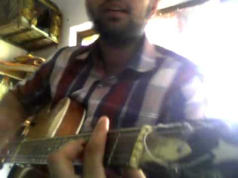 Aye Khuda Mujhko Bata on guitar by Abhijit845