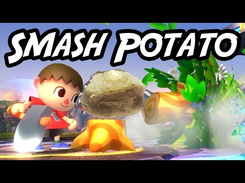 Smash Potato video